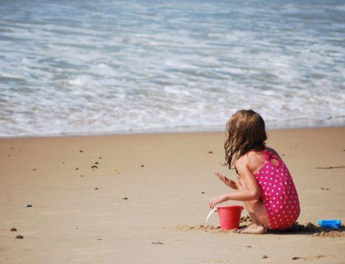 Beachin' It!