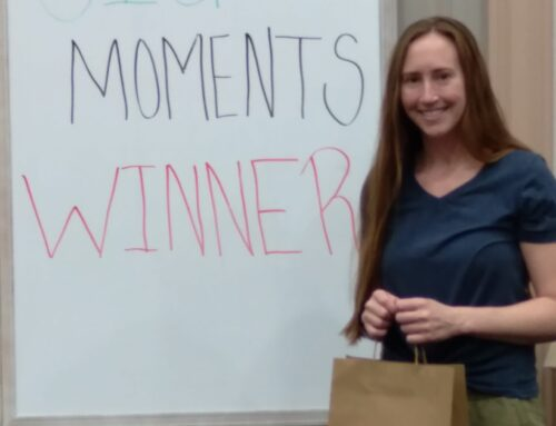 Big Moments Campaign Winners!